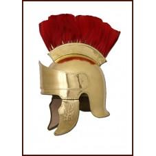 Casque romain Attic en laiton