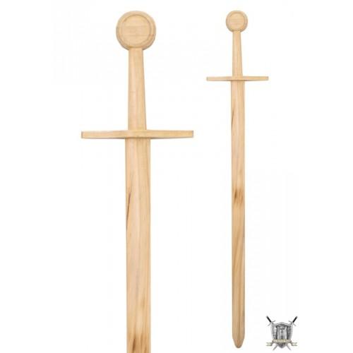 Epée normande d'entrainement en bois