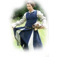 Robe médiévale 100% lin