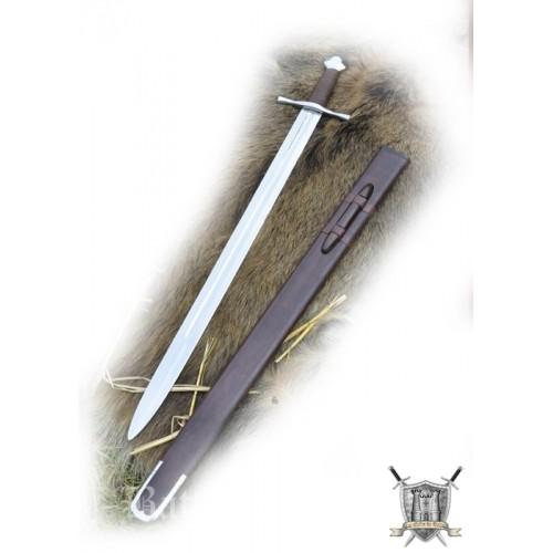 Epée de croisé avec fourreau