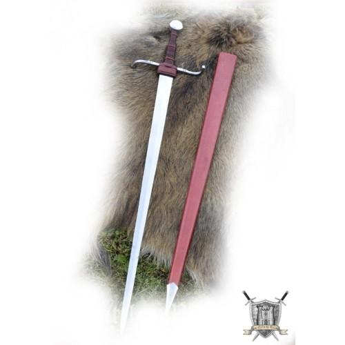 Epée batarde XVème siècle