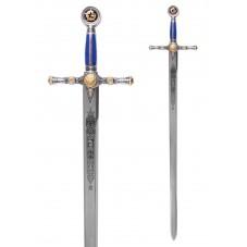 Epée maçonnique argent
