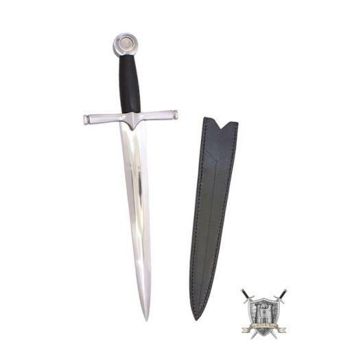 Dague normande et fourreau