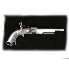 Pistolet écossais en acier