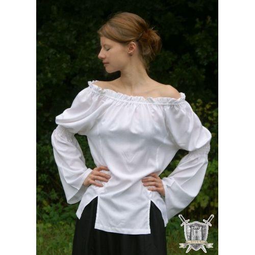 Longue chemise médiévale pour dames