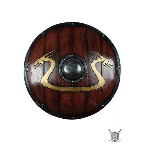 Bouclier viking latex