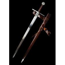 Epée de combat templière