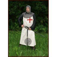 Tabard Templier épai en pure laine