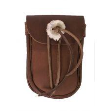 sac bourse pochette en cuir