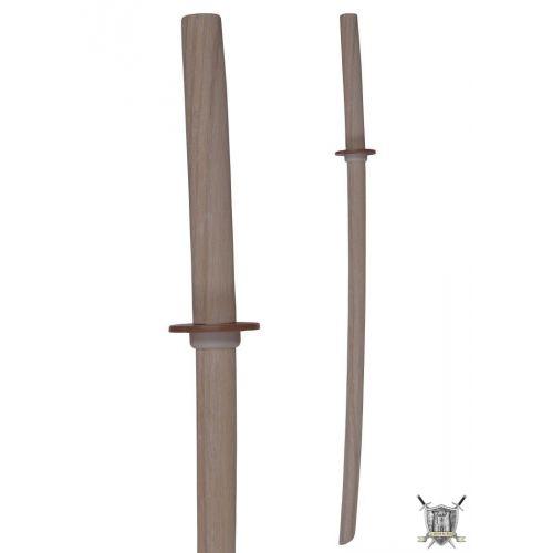 Katana d'entrainement en bois