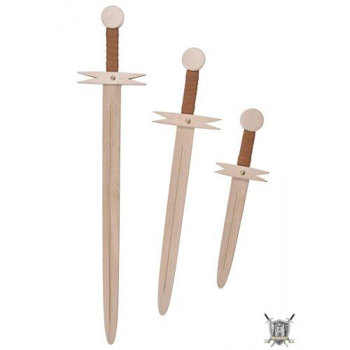 Epée en bois différentes tailles