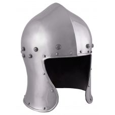Casque d'archer italien 15ème siècle combat