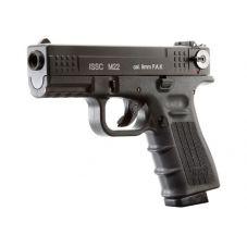 Pistolet Glock 9mm d'alarme + 17 munitions