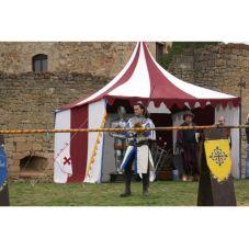 Tentes médiévales sur mesure
