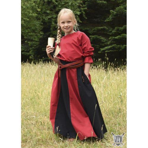 Jupe médiévale Lucia enfants