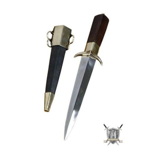 Dague médiévale du 16ème siècle