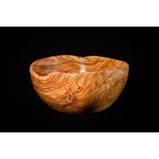 saladier en bois d'olivier 22 cm