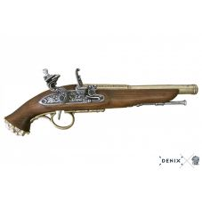 Pistolet de pirate 18ème siècle