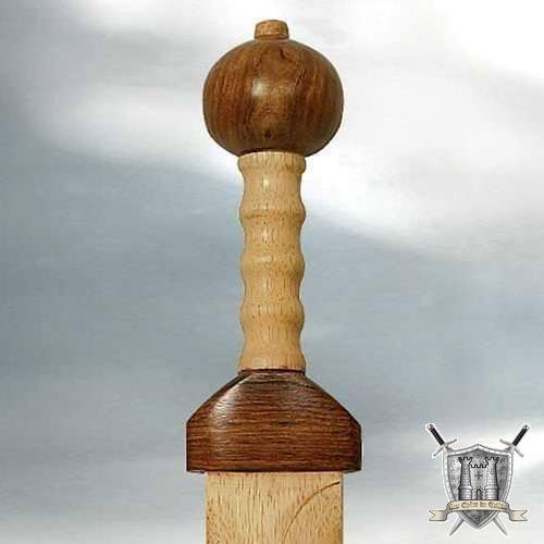 Gladius d'entrainement en bois