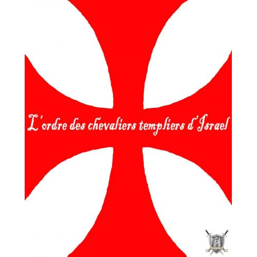 Tabard l'ordre des chevaliers templiers d'Israel