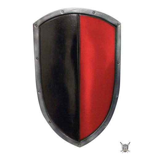 Bouclier  en latex combat GN 2 couleurs