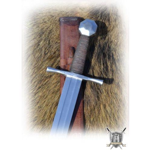 Epée de croisé de combat 13ème siècle