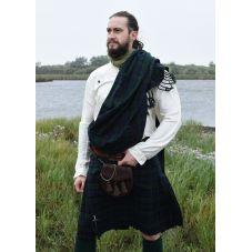 plaid tartan écossais vert 234x137 cm