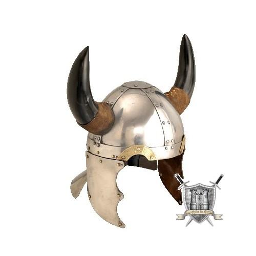 casque Gaulois  à cornes