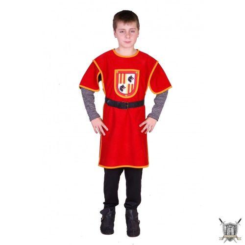 Tabard médiéval enfant