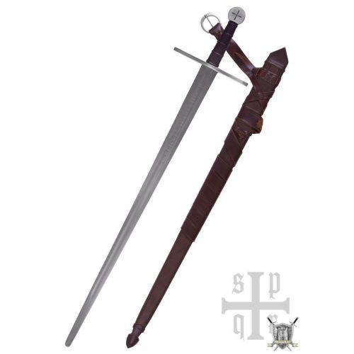 Epée templière de combat