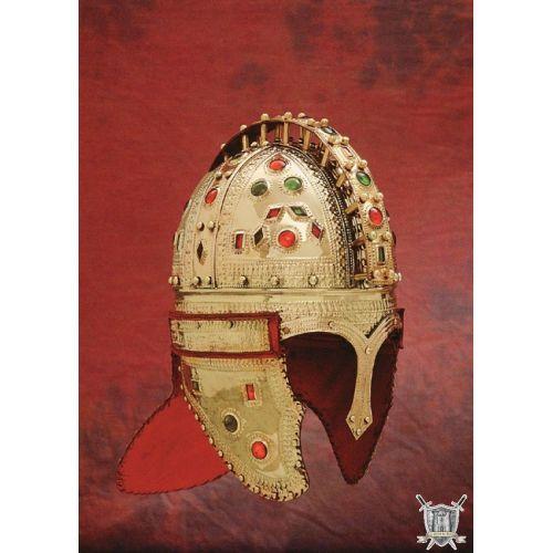 Casque officier romain Berkasovo