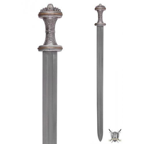 Epée anglo-saxonne du 8ème siècle