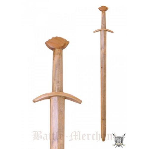 Epée d'entrainement viking Gotland en bois