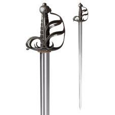 Epée anglaise médiévéle de combat