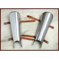 Protège tibia en acier 2mm