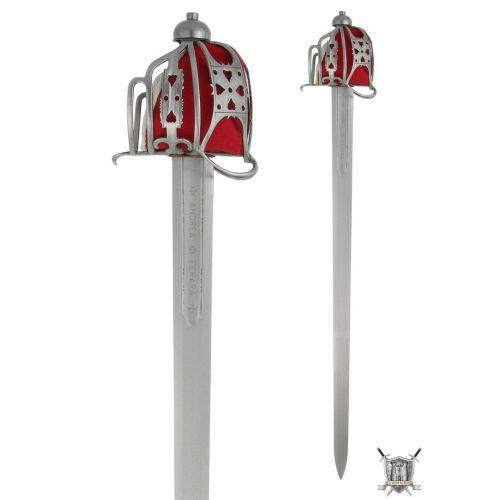 Epée écossaise réplique exacte acier trempé