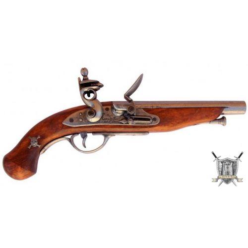 Pistolet du corsaire Jean Bart