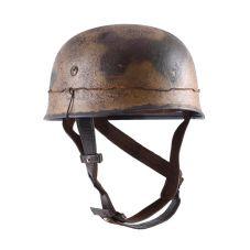 casque de parachutiste allemand