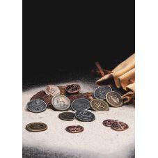 Monnaies de pîrate lot de 20