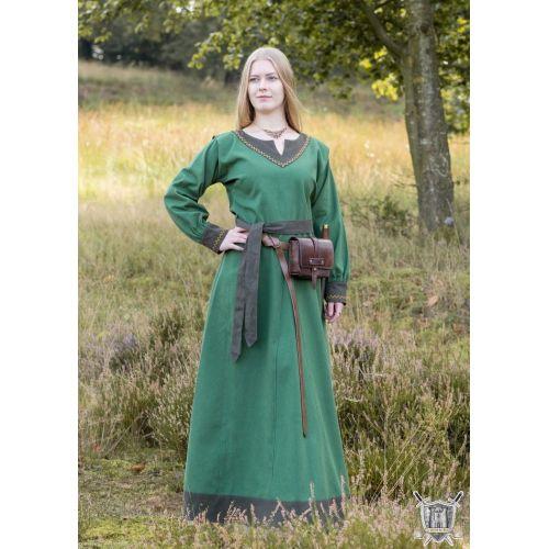 Vêtement viking femme 100% coton
