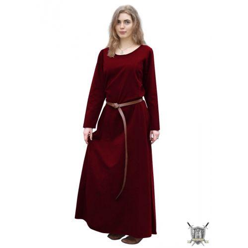 Robe longue 100% coton