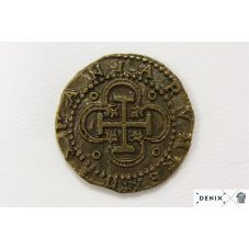 Monnaie doublon espagnol or