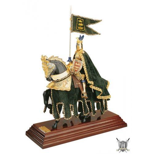 Roi Arthur à Cheval