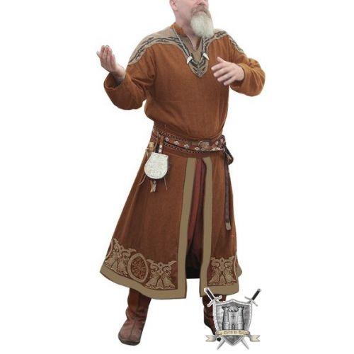 Longue tunique viking
