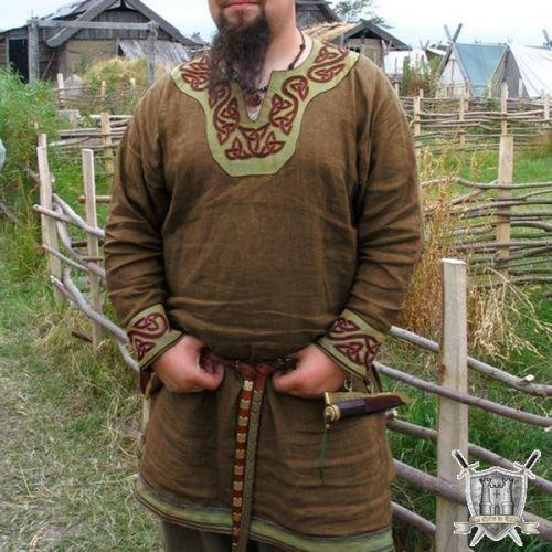 tunique viking courte