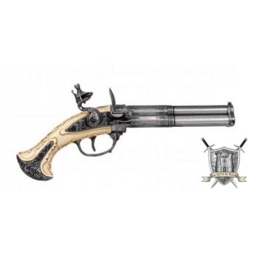Pistolet  canon rotatif