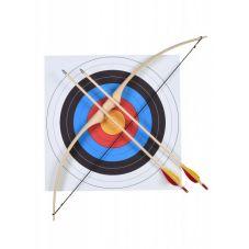 Arc flêches et cibles pour enfant