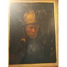 L'homme au casque d'or