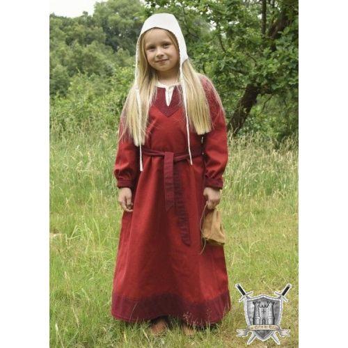 Robe viking pour fille