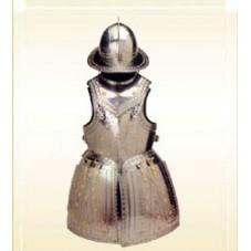 armure plastron médiévale